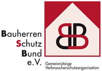 Bauherrenschutzbund Logo